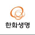 Hanhwa life logo image